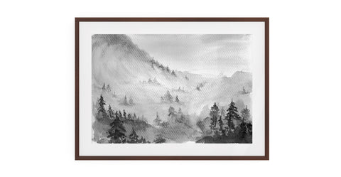 The Forest Print