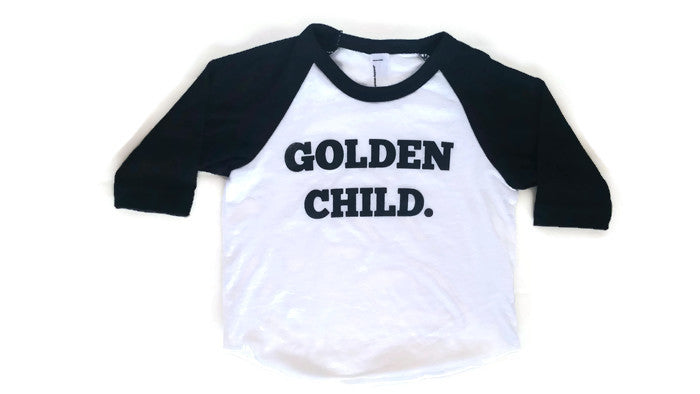 | GOLDEN CHILD | Raglan