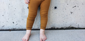 MUSTARD leggings