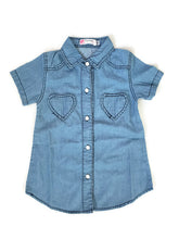 | HARPER | Denim Dress