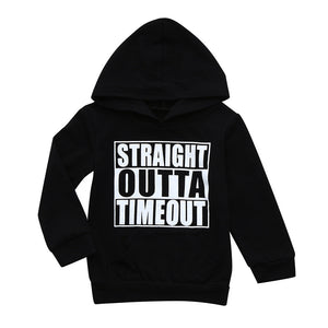 | STRAIGHT OUTTA TIMEOUT | Hoodie