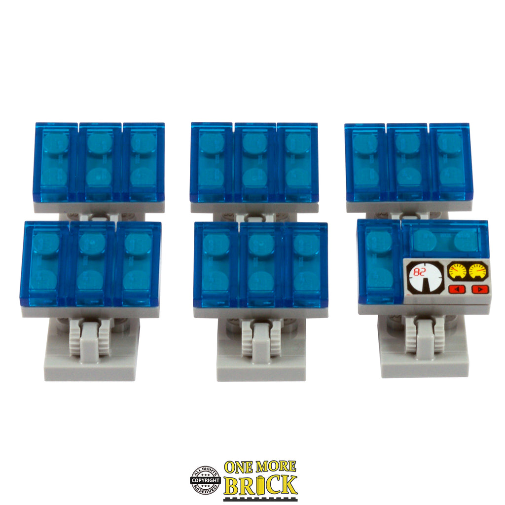 Solar Panels - Pack of 6