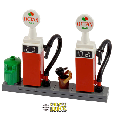 Petrol/Gas Pumps