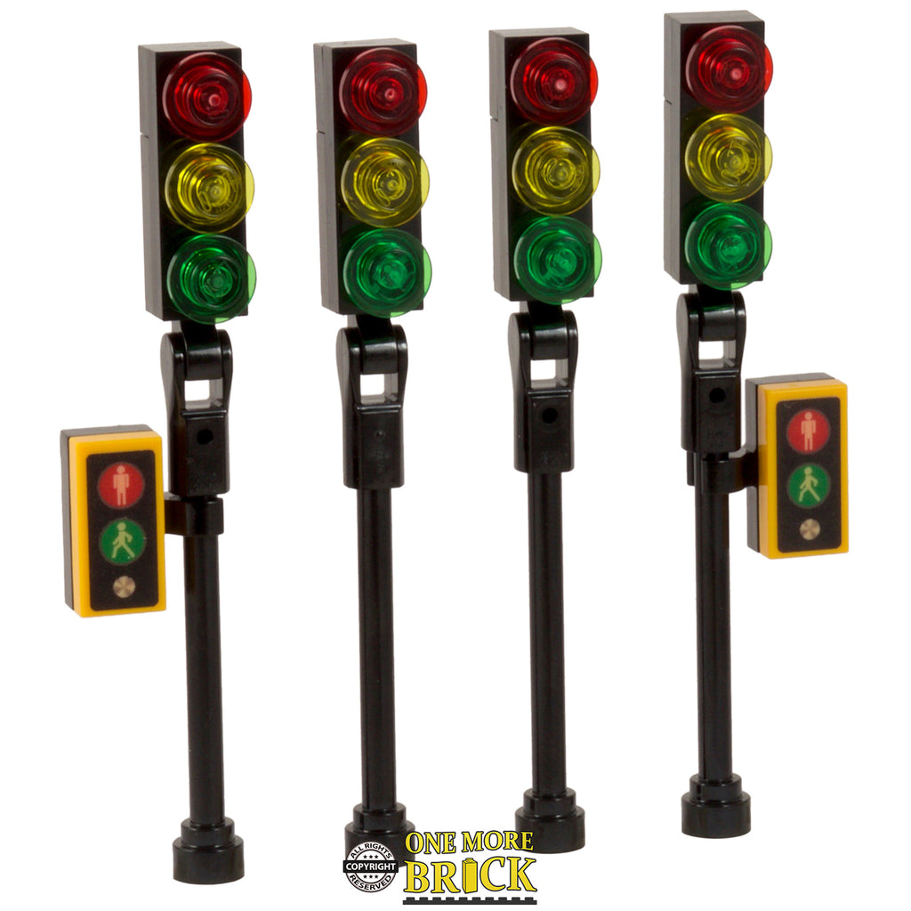 Traffic Lights - Pack of 4