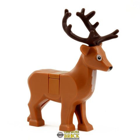 Reindeer - Large single moulding