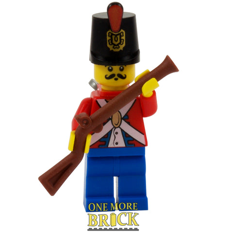 Toy Soldier / Nutcracker / Imperial Pirate Guard Minifigure