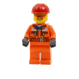 Roadworks Kit + Construction Figure