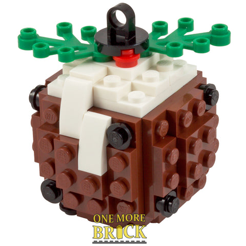 Lego Pudding Bauble