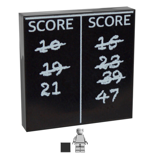 <small><sup>BA-011</small></sup><br>Games Scoreboard<br>2x2 Tile