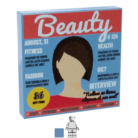 <small><sup>PAN-02</small></sup><br>Beauty Magazine<br>2x2 Tile