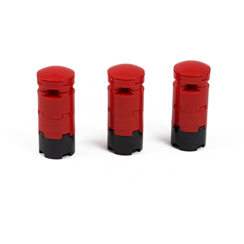 Postboxes - set of 3