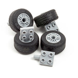 Large Tires Pack of 4
