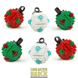 Baubles - Pack of 6 Mini Baubles