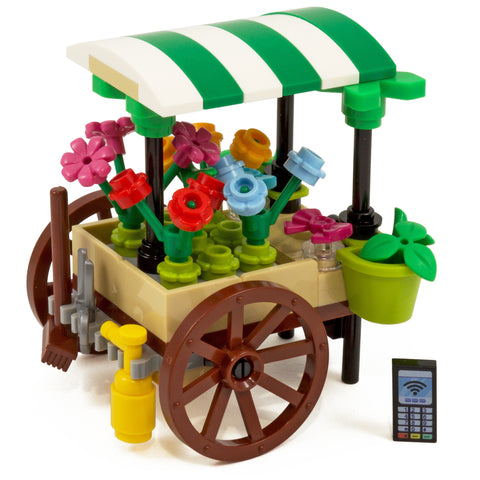 Flower Cart / Market Florist