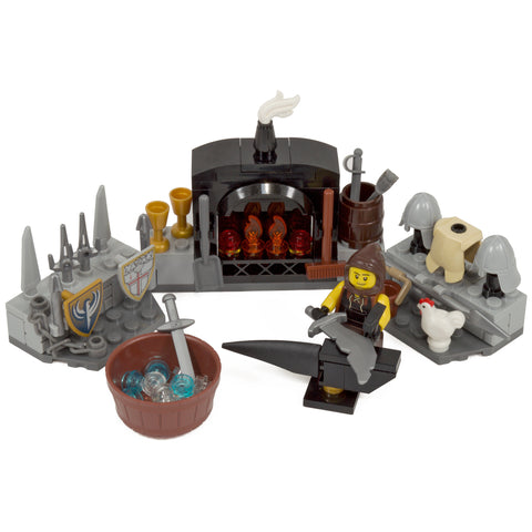 Castle Blacksmith Set