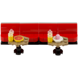 Seats & Tables for Fast-Food Restaurant or Diner