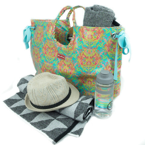 Lou Harvey Beach Bag - Indian Summer