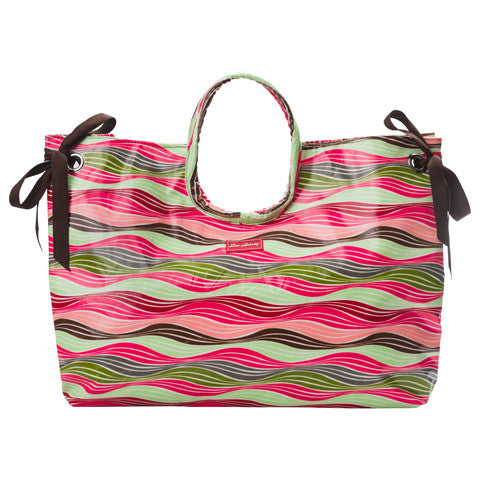 Lou Harvey Beach Bag - Wilson Stripe