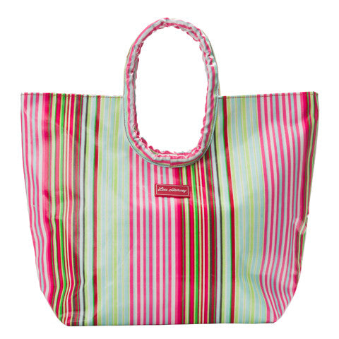 Lou Harvey Everyday Bag - Selma Stripe - Lou Harvey Australia