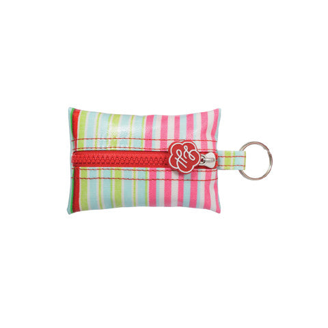 Lou Harvey Key Ring - Selma Stripe - Lou Harvey Australia