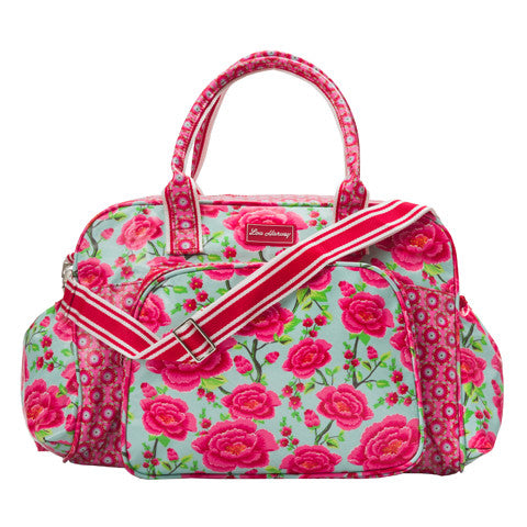 Lou Harvey Nappy Bag - Alexandra Sage/Beatrice