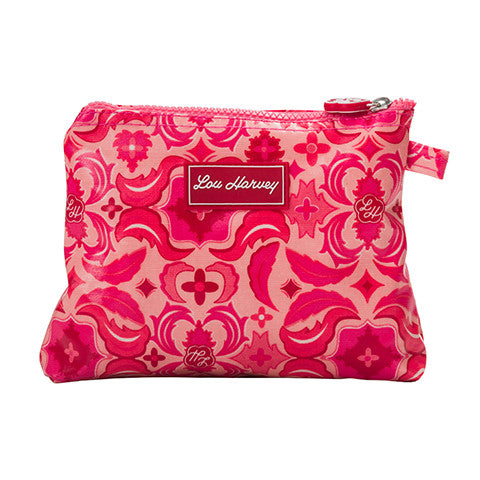 Lou Harvey Small Cosmetic Bag - Isabella - Lou Harvey Australia