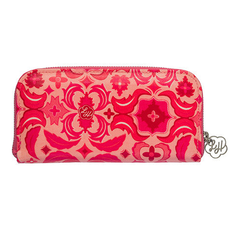 Lou Harvey Zip Wallet - Isabella - Lou Harvey Australia