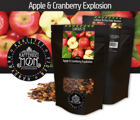 Apple & Cranberry Explosion
