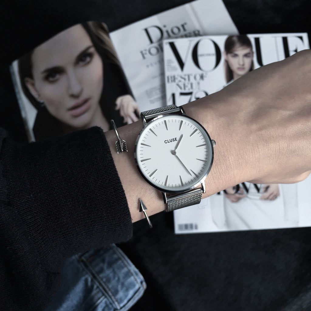 Fashion Lookbook: 'Watch' The Trends
