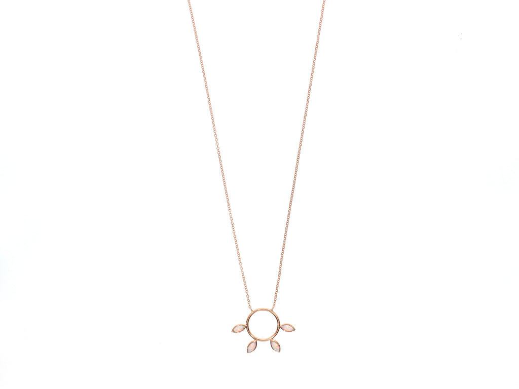 Zoeca NYC dream necklace