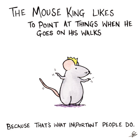 The Mouse King Points