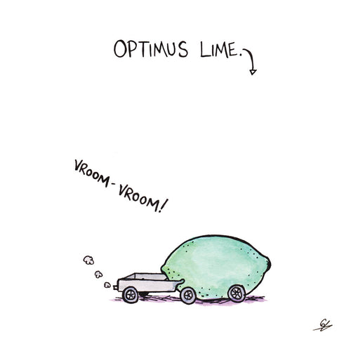 Optimus Lime