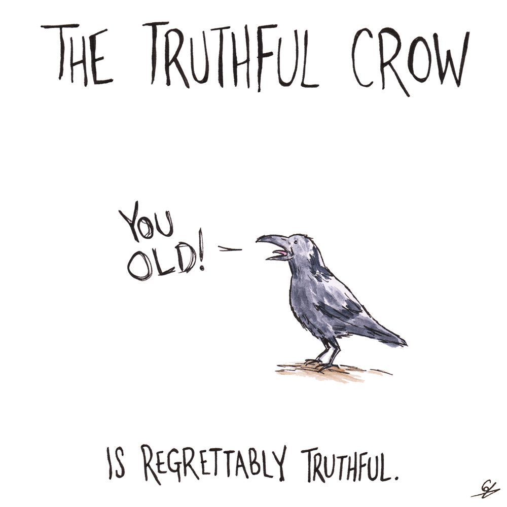 The Truthful Crow