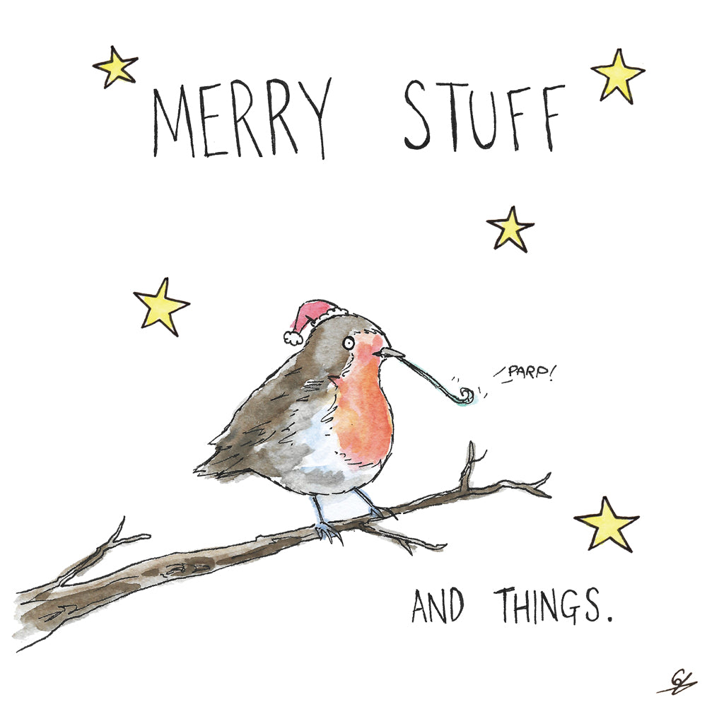 Merry Stuff and Things.