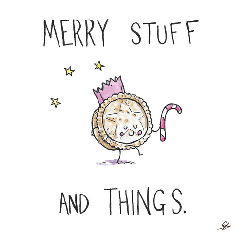 Merry Stuff and Things
