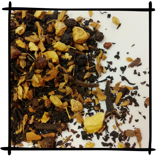Loose Leaf Black Chai Tea