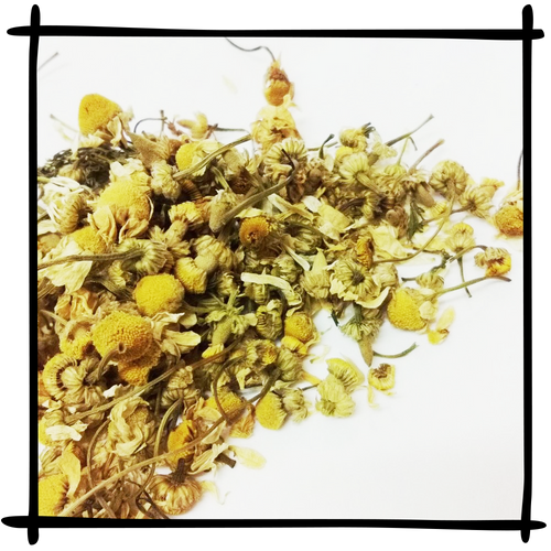 Tea Ink - Loose Leaf Chamomile Flowers