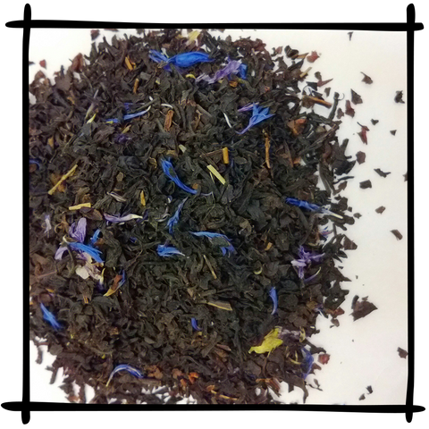 Loose Leaf Earl Grey Blue Lady
