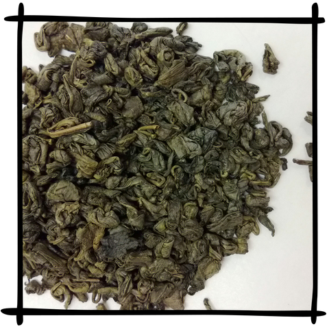 Loose Leaf Gunpowder Tea