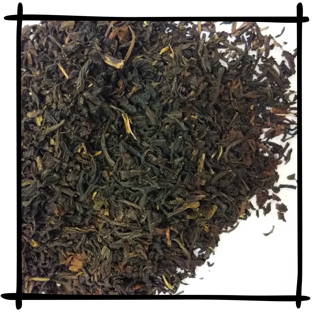 Loose Leaf Russian Caravan Tea