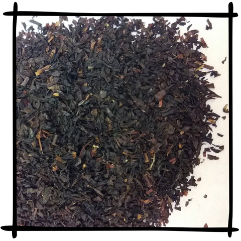 Loose Leaf Vanilla Tea