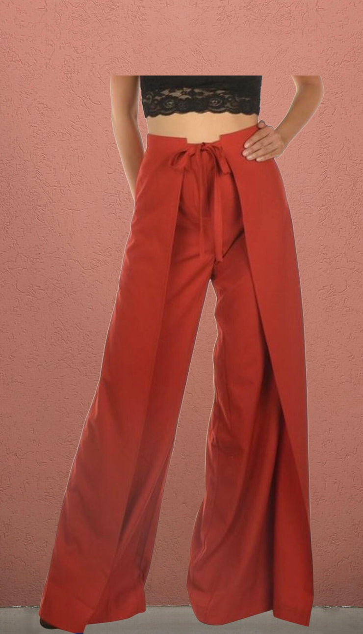 Philly Wide Leg Trousers
