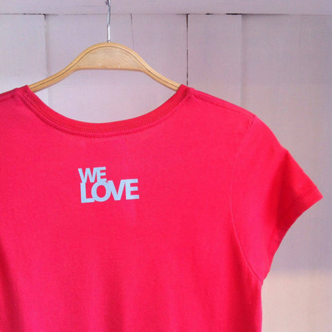 We Love, Turtle Coral Tee