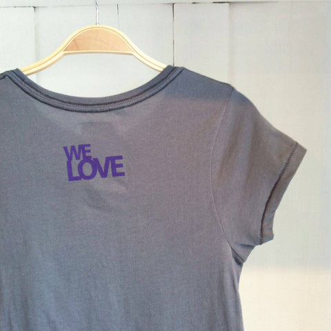 We Love, Turtle Grey Tee