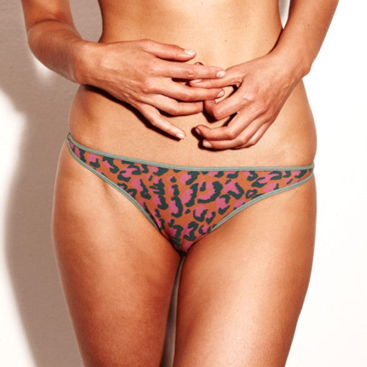 Love Stories, Darcy Thong in Electric Leopard