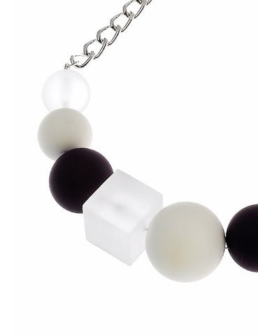 Spheres and Cube-linked Necklace