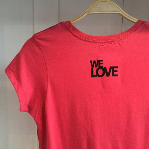 We Love, Pineapple Coral Tee