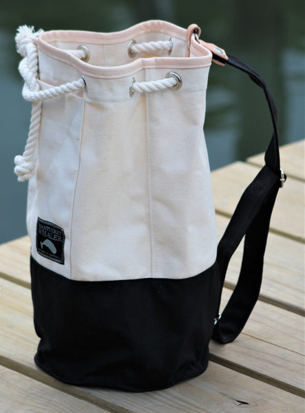 Nantucket Whaler Sailors Ditty Bag