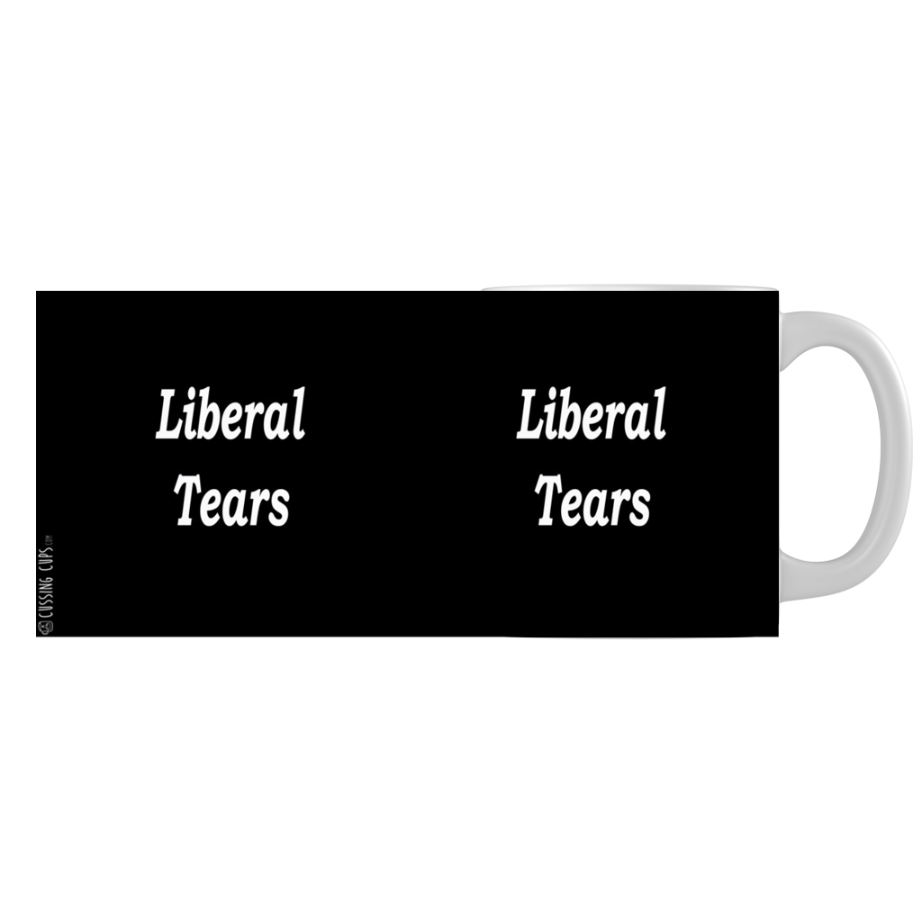 Liberal Tears Black Mugs - Gooten