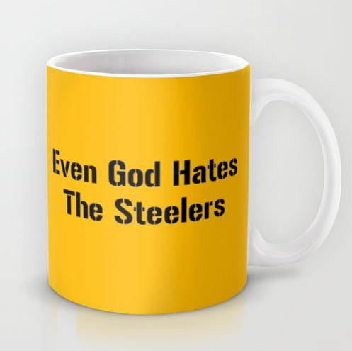 Even God Hates the Steelers